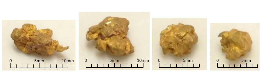 gold nuggets pac